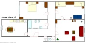 EUA, s.r.o. - Down Town 2B 22 Floor plan