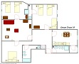 EUA, s.r.o. - Down Town 3B 33 Floor plan