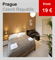 Prague apartments