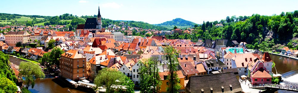 Cesky Krumlov apartments for rent