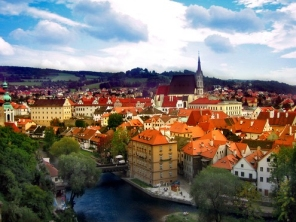 Apartments in Cesky Krumlov for rent