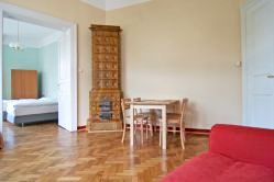 Vacation Rentals Prague in Narodni for short term rent