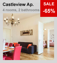 Castleview Apartment in Prague